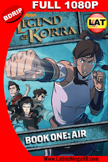 La Leyenda de Korra (2012) Temporada 1 Latino Full HD BDRIP 1080p ()