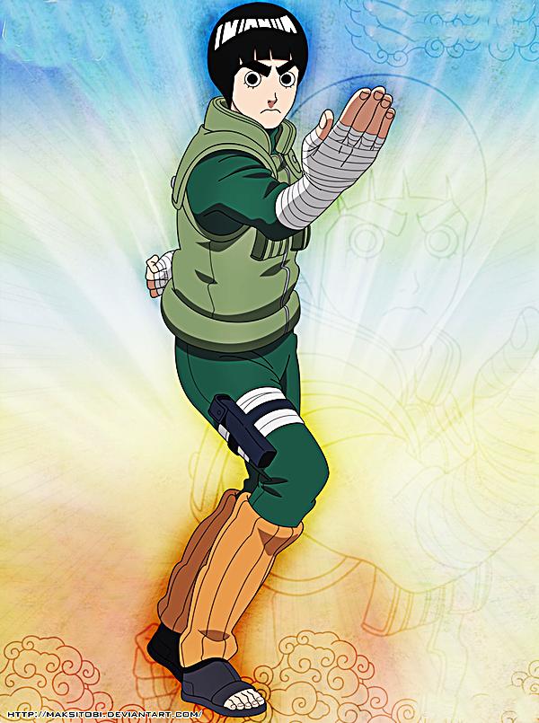 Imagenes de Naruto Shippuden : Rock Lee