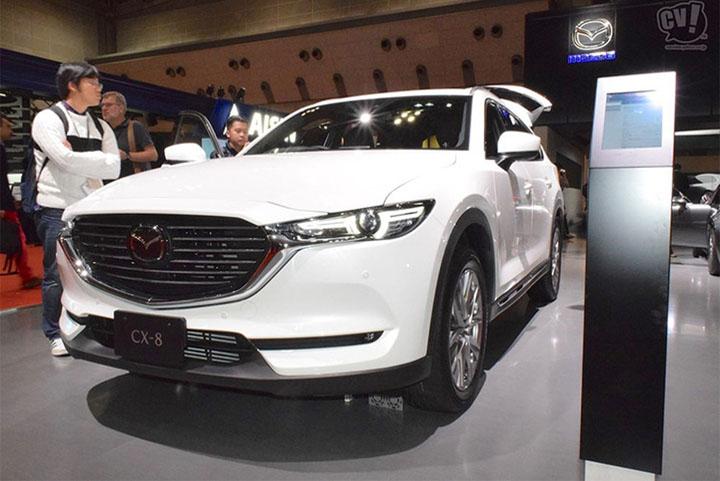 Giá xe Mazda Kiên Giang