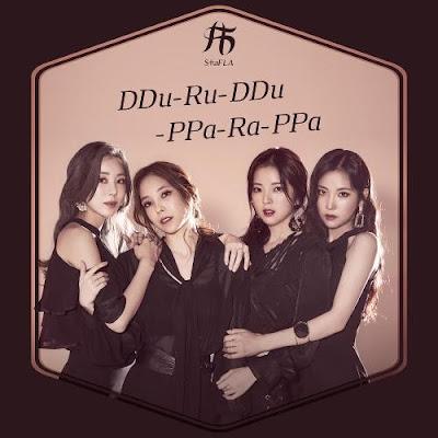 Lirik Lagu S#aFLA – DDu-Ru-DDu-PPa-Ra-Ppa [Romanization, Hangul, English, Terjemahan]