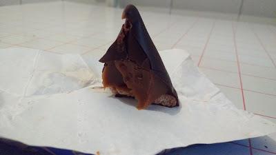 Havannet de chocolate con dulce de leche