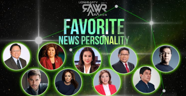 Angel Locsin Gets Nominated For the Best Actress Of The Year In The RAWR Awards 2017!