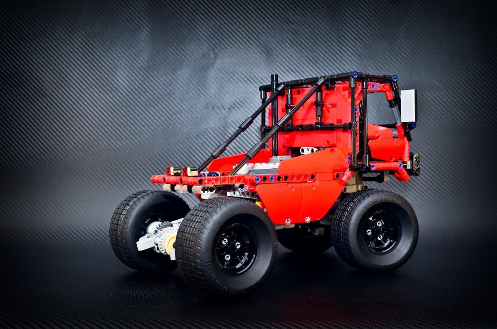 Filsawgood Lego Technic Creations Lego Technic Trial Truck