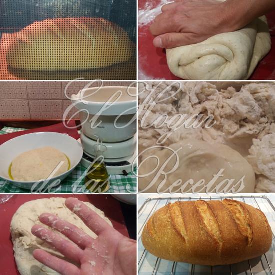 Hacer pan paso a paso: Ingredientes, mezclado, amasado y horneado