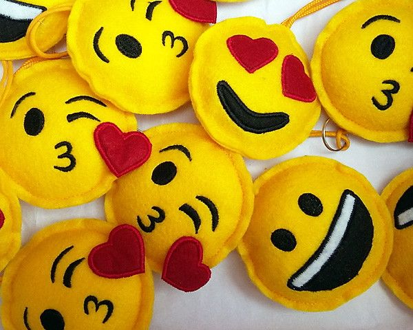 Emoji com moldes