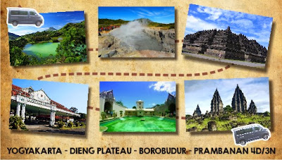 Yogyakarta Sightseeing Tours and Dieng Plateau