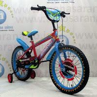 18 erminio 2309 fire BMX sepeda anak