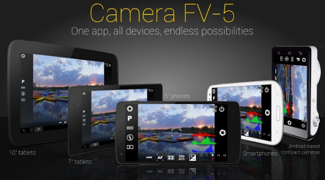 Camera FV-5 Pro Apk Full Update Terbaru