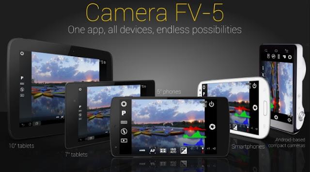 Camera FV-5 Pro v3.32 Apk Full Terbaru