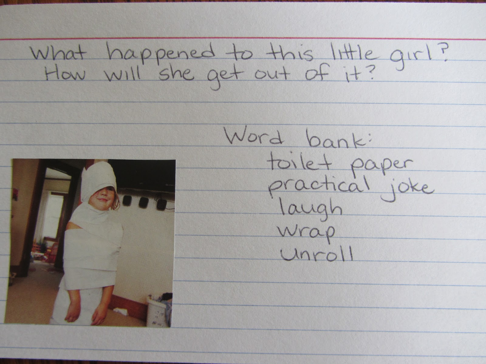 Sentence Starters For Kids