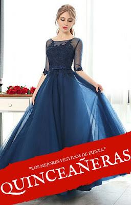vestidos para damas de xv años cortos