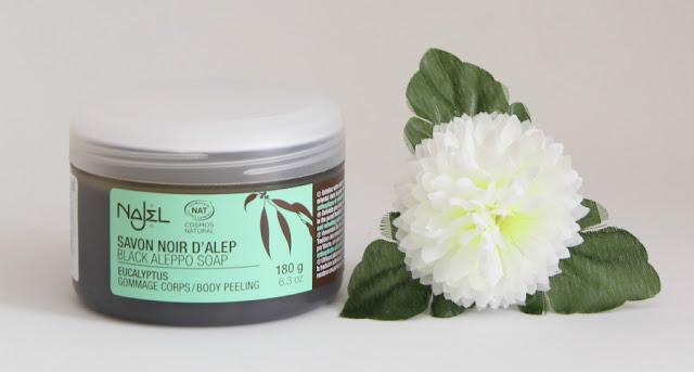 Jabón Negro de Alepo y Eucalipto de Najel en la Disfrutabox de junio