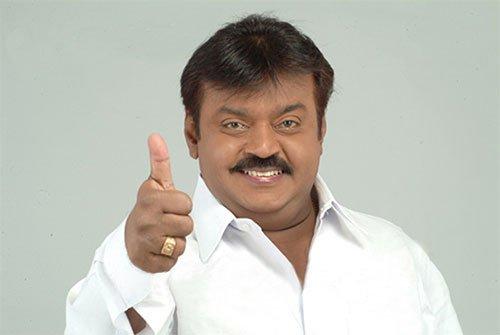 வேட்பாளர் பட்டியலை வெளியிட்டார் விஜயகாந்த்!