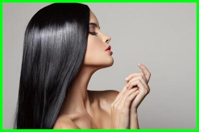فوائد فرد الشعر بالنشا