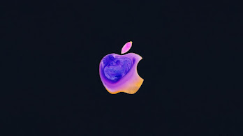 iPhone 12, Apple, Logo, 4K, #6.2178