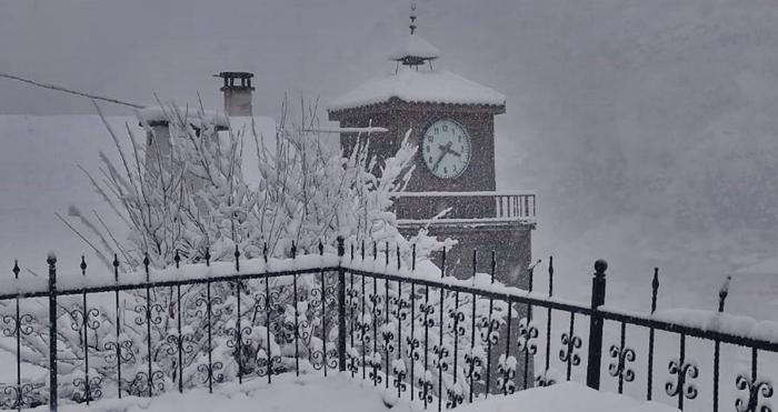 15.01.2019 Mudurnu Kar Manzaraları