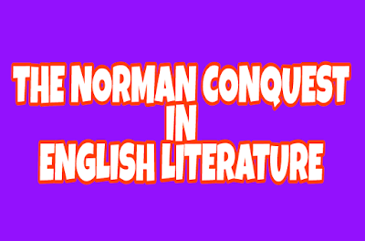 The impact of the Norman conquest in English literature