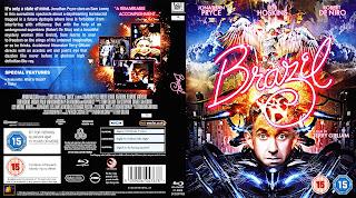 Carátula: Brazil (1985) - DVD
