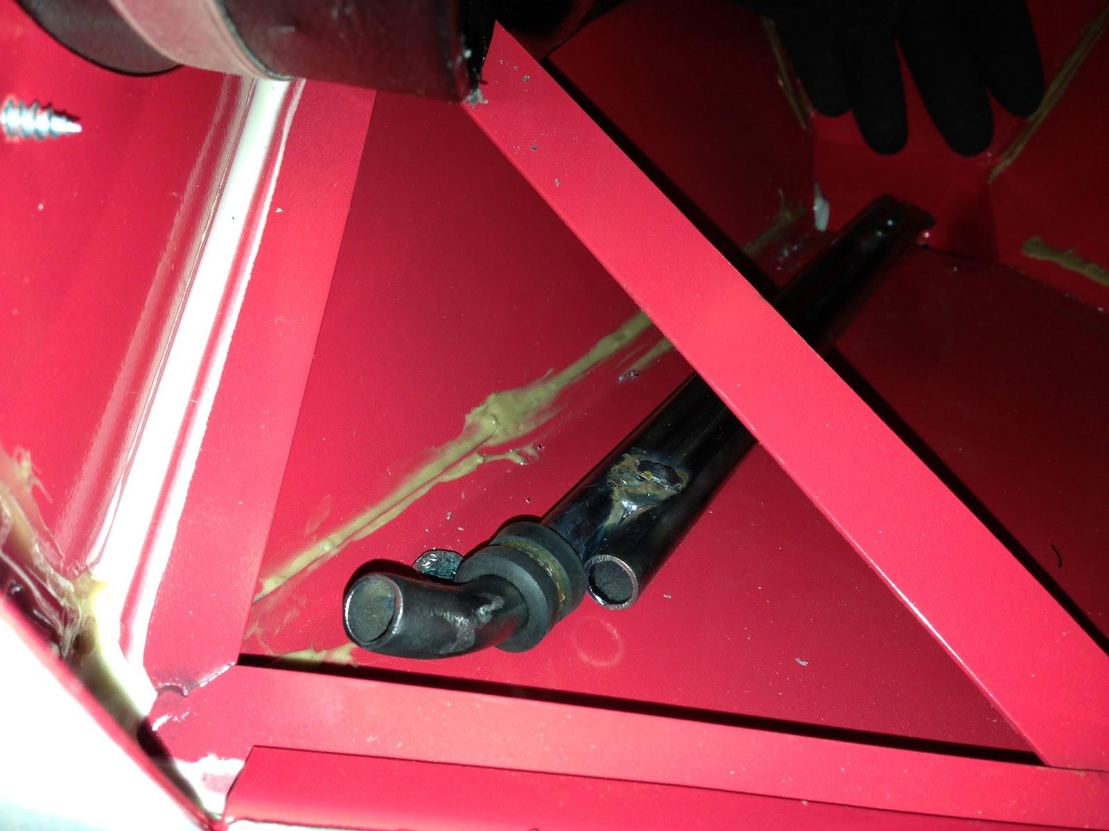 Triggertx Customs Blasting Cabinet Project