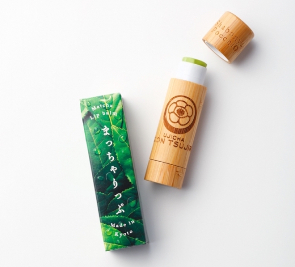 Matcha Lip Balm by Gion Tsujiri