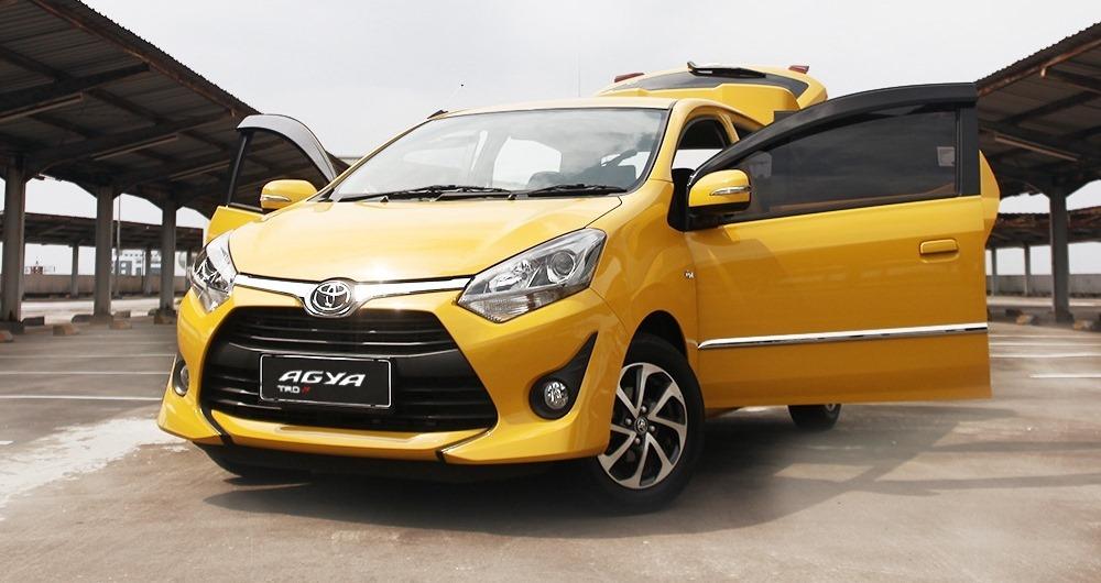 New Toyota Agya Tawarkan Pengalaman Berkendara Lebih Mantab