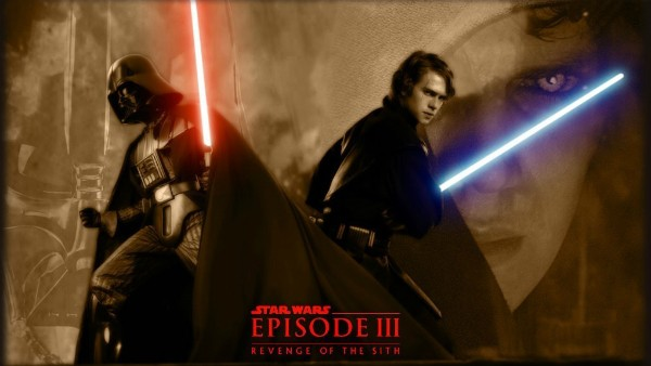 Darth Vader Poster Wallpaper Star Wars Iii Anakin Skywalker
