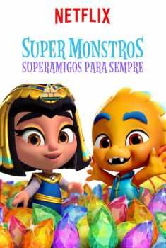 Super Monstros: Superamigos para Sempre Torrent &#8211; WEB-DL 720p/1080p Dual Áudio<