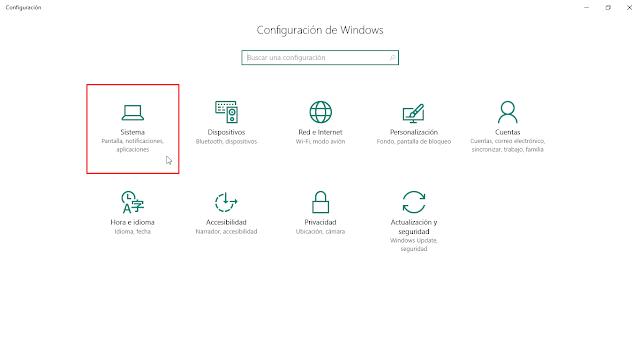Cambiar los programas predeterminados en Windows 10