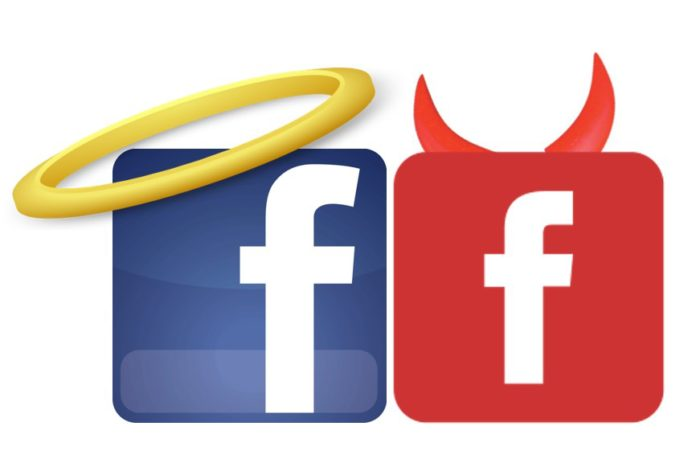Is Facebook An Angel Or A Devil