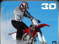 Extreme Snow Mobile Stunt Bike v1.0.2 Mod Apk Terbaru