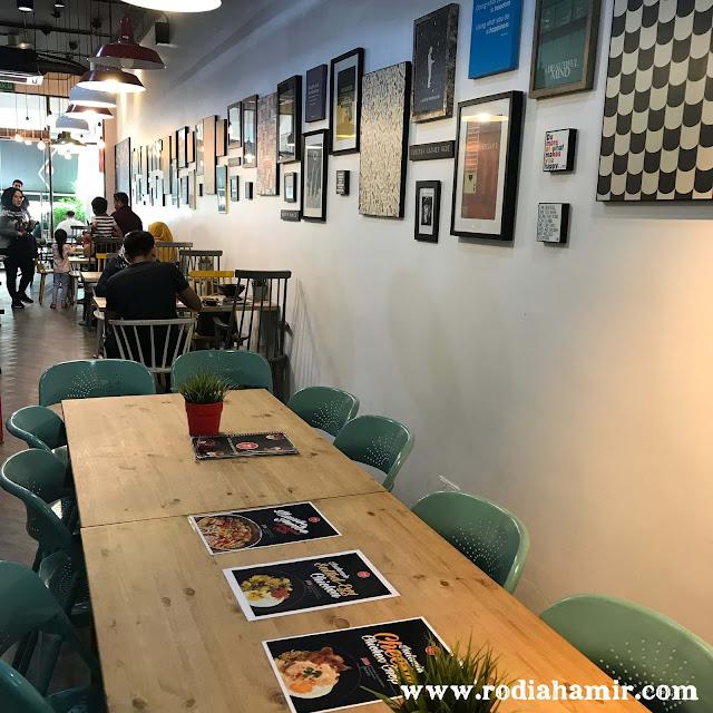 Indobowl Café Sungai Besi