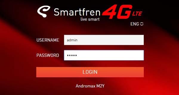 Cara Ampuh Mereset Password Mifi Andromax M2Y dan M2P 4G LTE