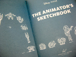 pixar animator's sketchbook review
