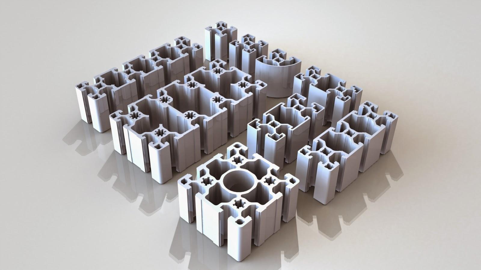 alüminyum profil izmir çiğli
