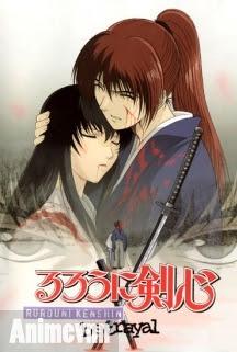 Rurouni Kenshin: Meiji Kenkaku Romantan Tsuiokuhen - Rurouni Kenshin: Tsuiokuhen, Rurouni Kenshin: Reminiscence 1999 Poster