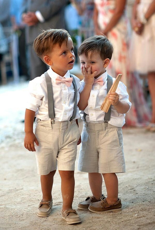 ring bearer style ideas