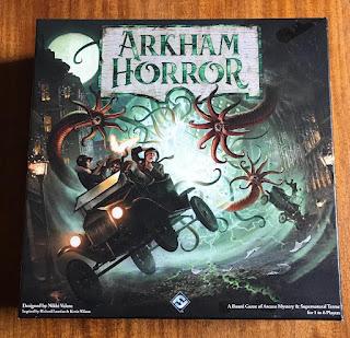 Fantasy Flight Games Arkham Horror Board Game