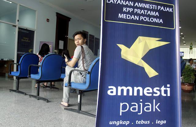 Pengertian Amnesty Pajak