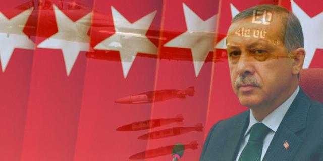 """Ο """"καλός"""" Ερντογάν και οι """"κακοί"""" στρατηγοί!"""
