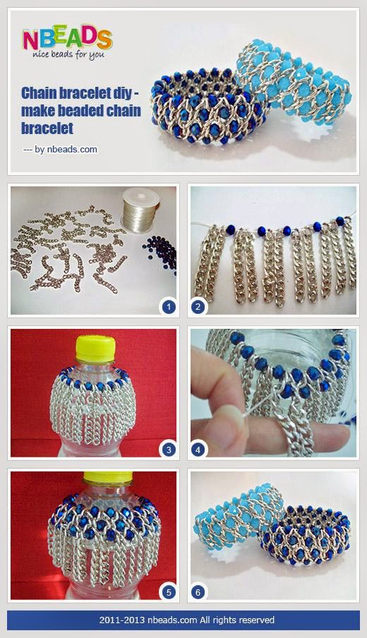 Easy make Homemade bracelets by sofi