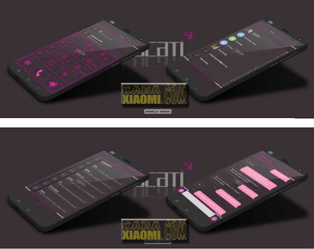 Download MIUI Theme Lucati Mtz For Xiaomi New Updated