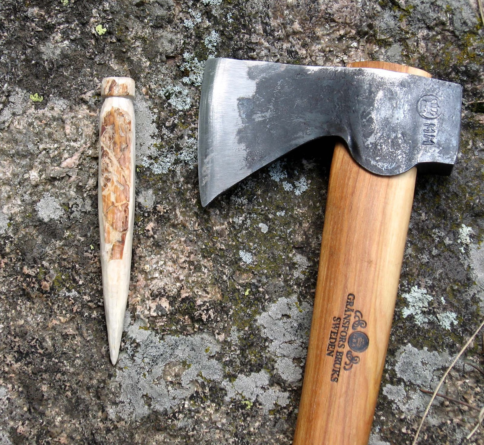Rocky Mountain Bushcraft REVIEW The Gransfors Bruks Wildlife Hatchet Finely Crafted By Elves Hiding In Sweden