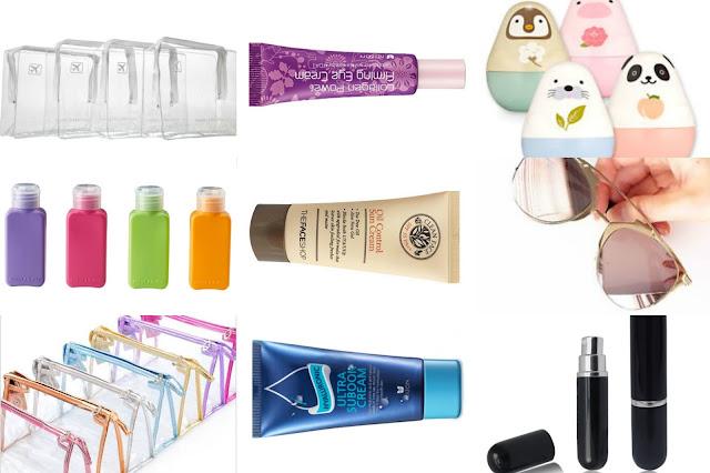 Budget Beauty Summer Essentials