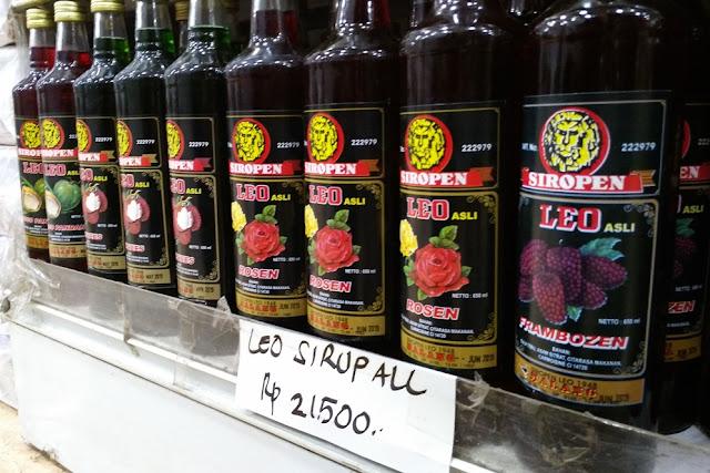 Siropen Leo Malang