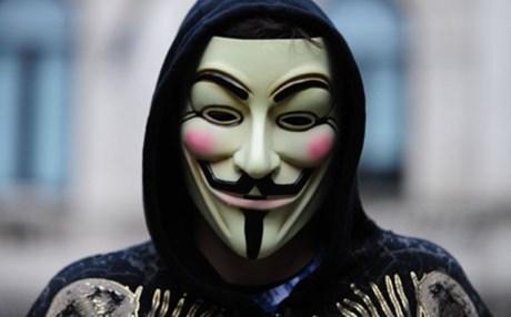 Οι Anonymous χάκαραν την Τράπεζα της Ελλάδας