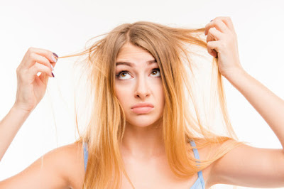 How to fix damaged hair without cutting it
