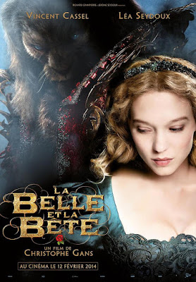 Beauty And The Beast 2014 DVD R4 NTSC Latino