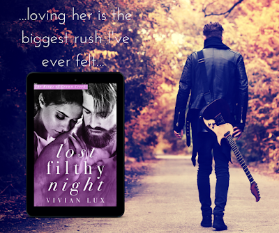 Lost Filthy Night: Kings of Crown Creek Book 2, Vivian Lux