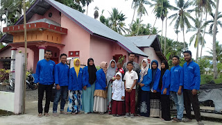 Kuliah Pengabdian Masyarakat di Pidie
