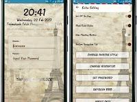BBM MOD Theme Paris v3.3.0.16 Apk